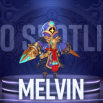 """Hero Spotlight: Melvin - """"Emptiness will lead us to the new world!"""" 