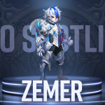 Hero Spotlight: Zemer | Along with the Gods: Knights of the Dawn