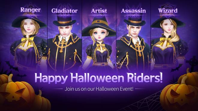 Icarus M: Riders of Icarus: Event - Halloween Festival Quests image 2