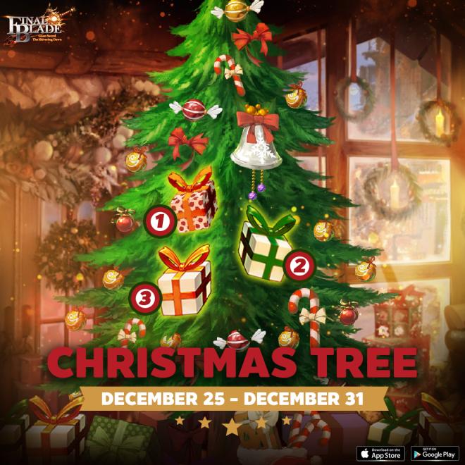 Final Blade | English: ★ Events - Christmas Tree image 3