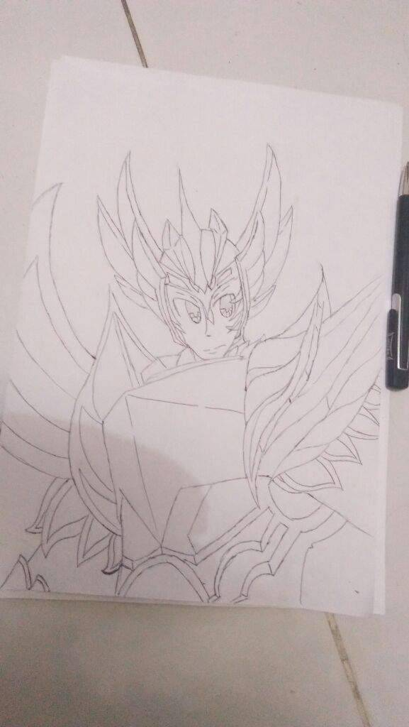 ATK CHALLENGER: Fan Art ♥, Preparing - FAN ART WHILE PLAYING ATK (MY GENERAL IN CHIYAN😍😍) image 2
