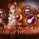 Hall of Treasure New Floor - January 27, 2021