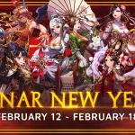 📣 Lunar New Year 📣