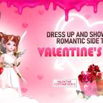 Flaunt the cupid in you with Icarus M Valentine Costumes!