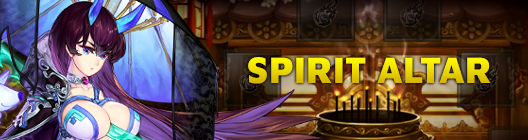 Final Blade | English: ★ Events - Spirit Altar Update image 1