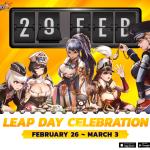 📣 Leap Day Celebration 📣