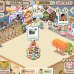 Screenshot of Sweet Bear Cafe