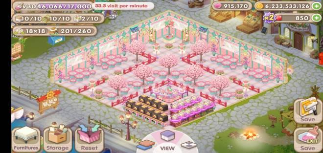 My Secret Bistro: [Closed] Best Cherry Blossom Interior Content - Ign : DHIYTHA image 1