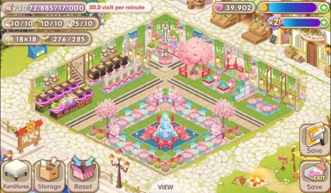 My Secret Bistro: [Closed] Best Cherry Blossom Interior Content - IGN : joeiced image 2