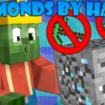 YOOOOO....... Check out this Minecraft video on how to mine anything with just your FIST!!!