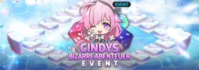 GrandChase - GLOBAL DE: Ereignisse - [EVENT] So ging Erzmagierin Cindy image 1