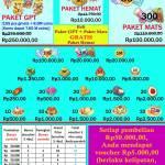 [Indonesia] Menjual Barang MSB ke Rupiah, beserta Bonus dan Grand Prize >100 Ribu (Periode Sept III)