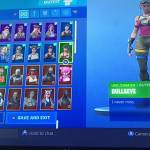 😱 omg I've got a rare fortnite account for $ 20 from this site