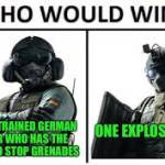 Who do you think is better ? #RainbowSix