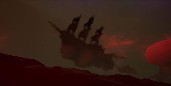 Sea of Thieves: General - Dangers beyond the red sea image 2