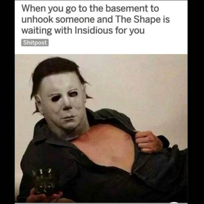 Dead by Daylight: Memes - I'll just leave this here 😂 image 1