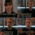 Four kills