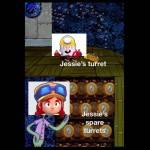 Jessie in big game