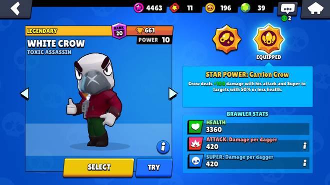 Brawl Stars: General - I have both star powers ! Yay ! image 2