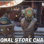 SEASONAL STORE CHANGES! - Week 4 - Anthem