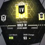 Not the best yet but just achieved gold rank !