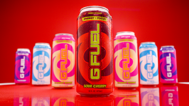 G Fuel: General - The GFUEL Cans Are Back, Get A Discount! image 3