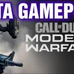 Modern warfare beta!!