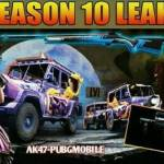 If you want to See PUBG mobile season 10 leaks,then follow me👌