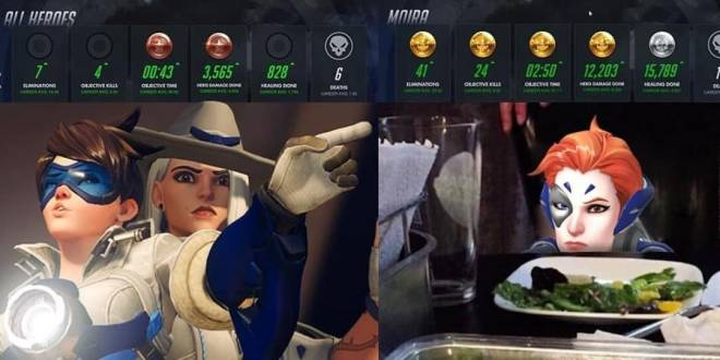 Overwatch: Memes - Every damn time 😭 image 1