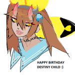 [Severus] [bxogif89j71r] Happy Birthday i love Archfield Davi :+)