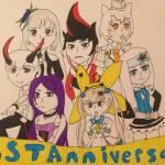 Happy 1st anniversary: ID buo9ybqiun7n Username: Sparkychu1