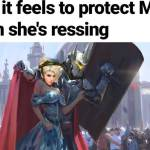Be a hero - protect your mercy