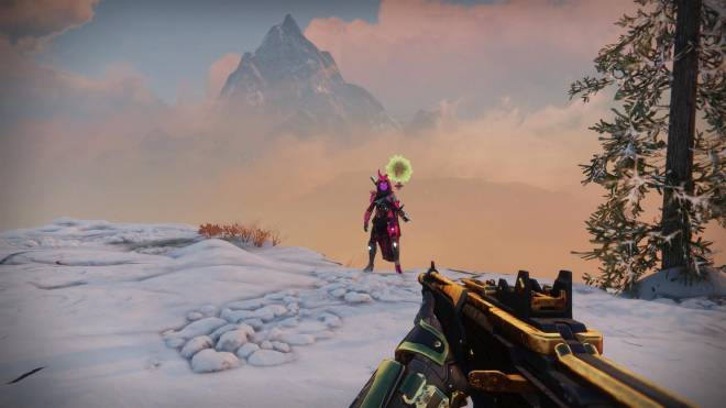Destiny: General - Me and my buddy Mozz revisiting Twilight Gap image 2