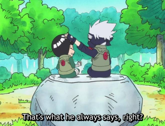 Entertainment: Memes - Inspiring words from Kakashi Sensei for my kawaii and lovely weebs UWU💖 image 2