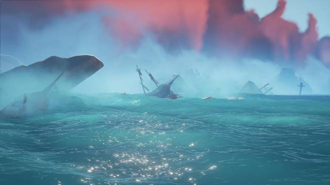 Sea of Thieves: General - Maiden voyage views image 5