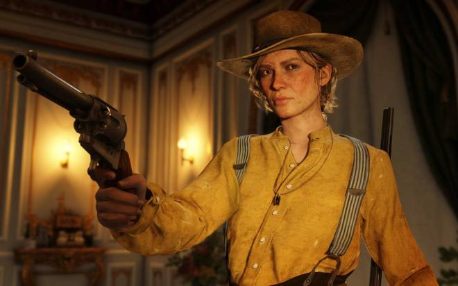 Red Dead Redemption: General - I love her so much image 1