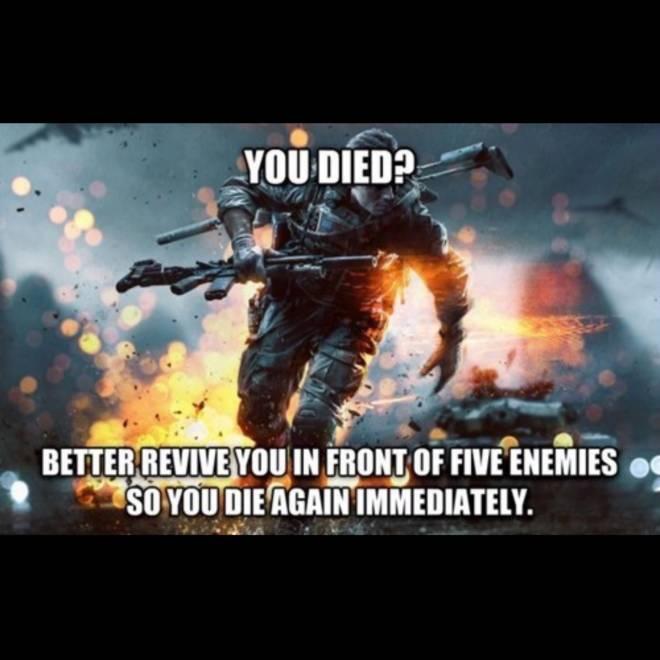 Battlefield: General - Battlefield Logic  image 1