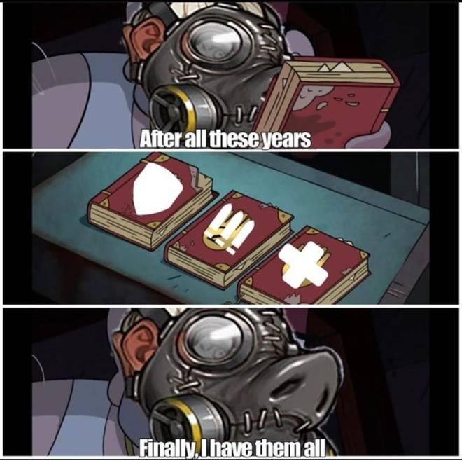 Overwatch: Memes - Roadhog in experimental ... image 1