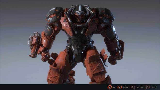 """Anthem: General - My """"Old Guard"""" Colossus. image 2"""
