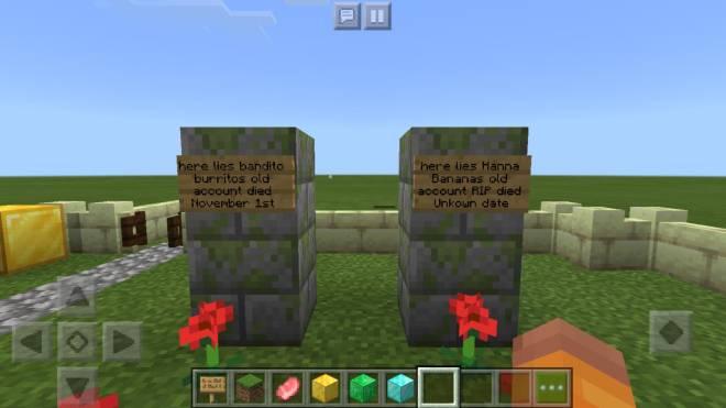 Minecraft: General - Moot memorial world image 4