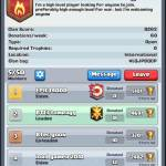 Join my clan please