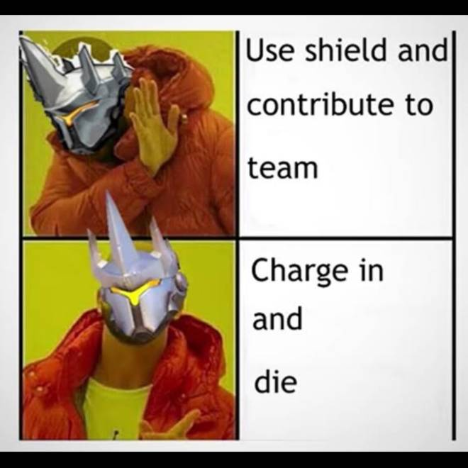 Overwatch: Memes - Lmao this is so true image 1