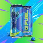 New G FUEL Cans! Sour Blue Chug Rug