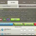 Lvl 4 clan lookin for a few active members th7+ we donate a lot