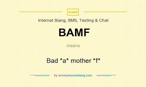 Overwatch: Memes - I googled what bamf is and got this and it makes sence on mccree image 1