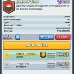 Need people for my clan I have 4000+ trophies anyone can join