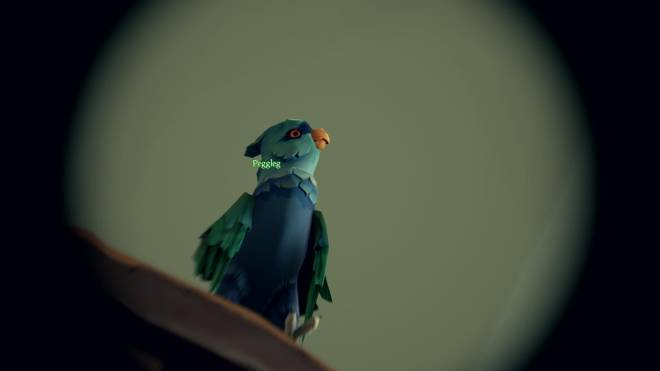 Sea of Thieves: General - Introducing... Peggleg the parrot! :)  image 2