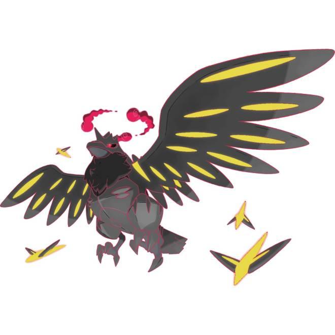 Pokemon: General - Shiny g-max corviknight giveaway (closed) image 2