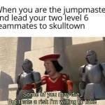 Jump master vibes from season 2 #apex #meme