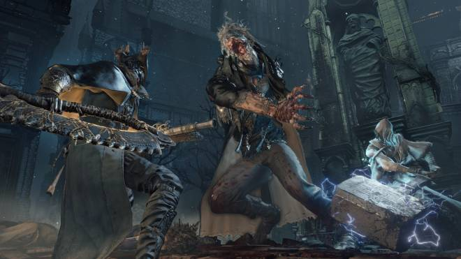 Bloodborne: General - Father Gascoigne: Boss Fight Review image 3
